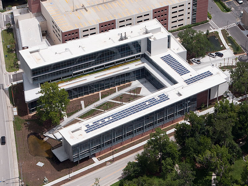 UF Clinical & Translational Research Building 2