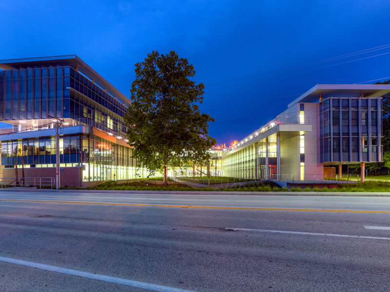 UF Clinical & Translational Research Building 3