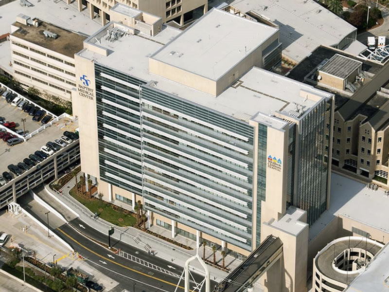 Wolfson's Children Hospital - Weaver Tower - Jacksonville, FL